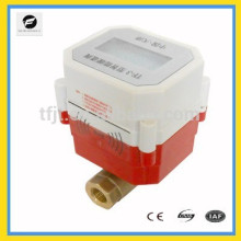 "DC3.6V li battery 1"" Full port IC warm valve for Heating,water control"