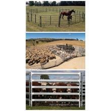 Gebraucht Galvanisiertes Heavy Duty Livestock Yards Panel