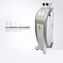 máquina ultra-sônica da beleza do rolo do vácuo da cavitação do rf