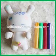 Waschbar Marker für Zeichnung auf Kunststoff-Spielzeug