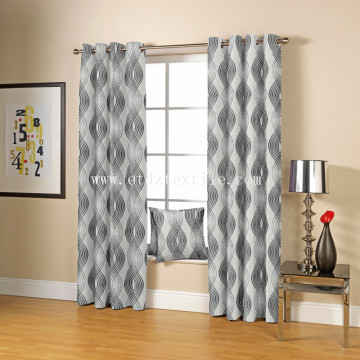 2017 Linen Touching Curtain