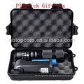 G700 X800 Super Bright XM-L T6 LED Zoom Tactical Flashlight with 18650 or 26650