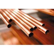 Tuyau en cuivre droit de haute qualité (C12100) / C1100 Tuyau droit en cuivre / C1100 Tuyau en cuivre