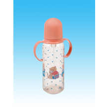 8oz PC Injection Baby Feeding Bottle