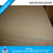 Hot Sell Big Size MDF for Iran Market