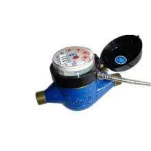 Photoelektrischer Fernsender-Wasserzähler mit Kabeln