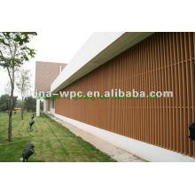 material de paisagem ao ar livre de WPC