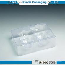 Оптическая прозрачная пластиковая костемическая упаковка