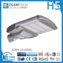 Günstige 150W LED-Straßenleuchte mit Philips Lumiled Chips