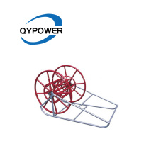 Enrouleur de câble en acier rétractable