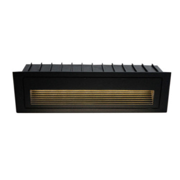 Horizontale Cove Rectangle 4W LED Step Ligh