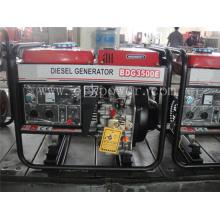 Generador diesel de alta velocidad (BDG3500E)