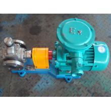 Ycb0.6-0.6 Edelstahl Arc Getriebeölpumpe
