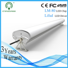 Precio competitivo Epistar Lumen alto 60W 150cm Tubo de la Tri-Prueba del LED