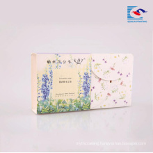 Chinese manufacturers direct sales custom design cardboard carton corrugated paper box for whitening soap
