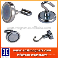 Permanent Typ maßgeschneiderte Magnethaken