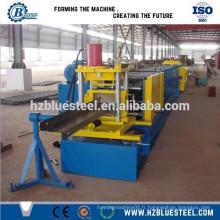 Produit principal Machine de laminage automatique Purlin / Hot Sale Purlin Roof Framing Machine