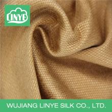18 tissus de microfibres wale, tissu de coussins de voiture en polyester