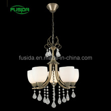 New Desighn in 2013 European Iron Crystal Chandelier (D-8146/5)