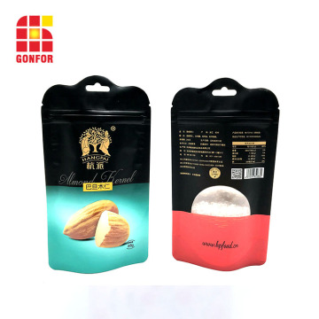 Spice Packaging Impreso Stand Up Pouch con Ziplock