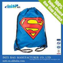 Umweltfreundliche Werbe-farbige Drawstring Jute Taschen mit Fabrik Preis
