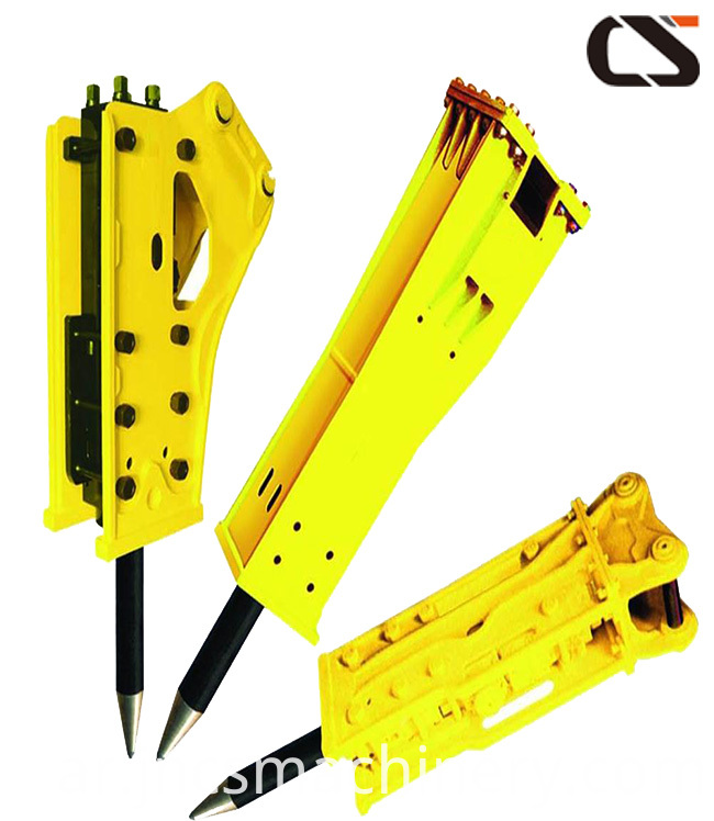 Box Type Hydraulic Breaker