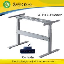 электрический регулируемая подставка высота офисный стол рамка для работника