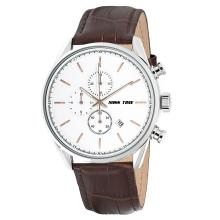 Classic trend design stainless steel quartz watch