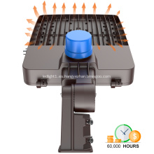 Iluminación de área LED de reemplazo de halogenuros metálicos / HPS