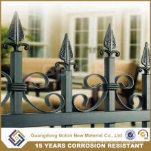 Eco Friendly Architectural Aluminum Metal Fence Panel for Garden