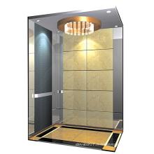 Design populaire et maison confortable pour ascenseur de villa