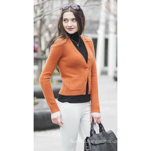 Ladies′ Knitted Cashmere Sweater (1500002050)