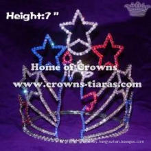Statue of Liberty Crystal Pageant Crowns