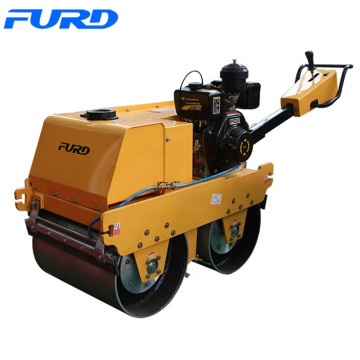 Hand Push Operation Mini Baby Road Roller Compactor Hand Push Operation Mini Baby Road Roller Compactor FYLJ-S600