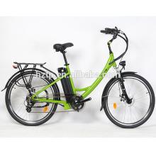 Wholesale price latest model ladies city bike electric road bicycle