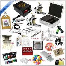 2 Pistolen Tattoo-Kit, Starter Rotation Tattoo Maschine Kit, günstigste Kosmetik Tattoo-Kit