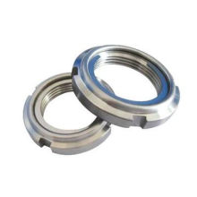 Carbon Steel Locknut DIN981 with Nylon Inserted
