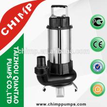 Serie V bombas sumergibles de agua 2.0hp con interruptor de flotador V1500F