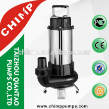 V series submersible water pumps 2.0hp with float switch V1500F