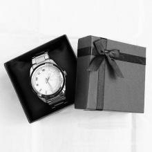 Caja de reloj de diseño para hombre de lujo personalizado