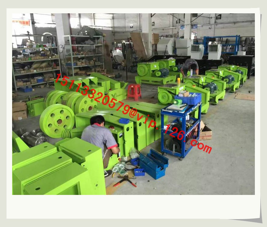 Plastic Crusher Under Production D