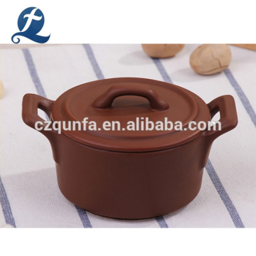 New Arrival Food Backen Safe Mikrowelle Keramik Kuchen Backgeschirr