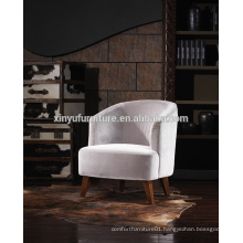 Popular french style country single arm sofa chair A621