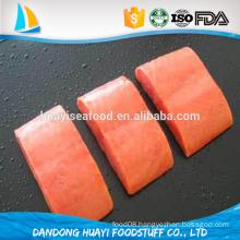 individual vacuum freezing fresh chum salmon fillet