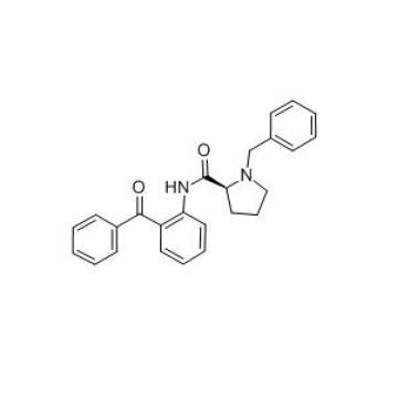 (S) -2- [N '- (N-Benzylprolyl) amino] benzophenone CAS 96293-17-3