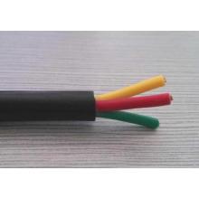 1,5 мм2 изолированный электрический гибкий силовой кабель