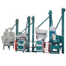 25tpd Kombinierte Reismühlen / Reisfräsmaschine