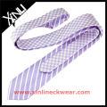 Double Faced 100% Silk Neck Tie