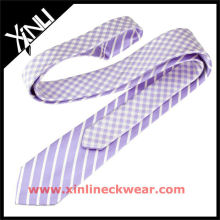 Double Faced 100% Seide Krawatte