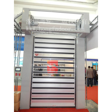 Aluminium Turbine High Speed ​​Fast Door